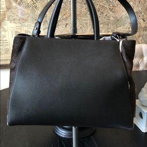 c69c83900330 Fendi Bags - Fendi  Medium 2Jours  Calf Hair Shopper